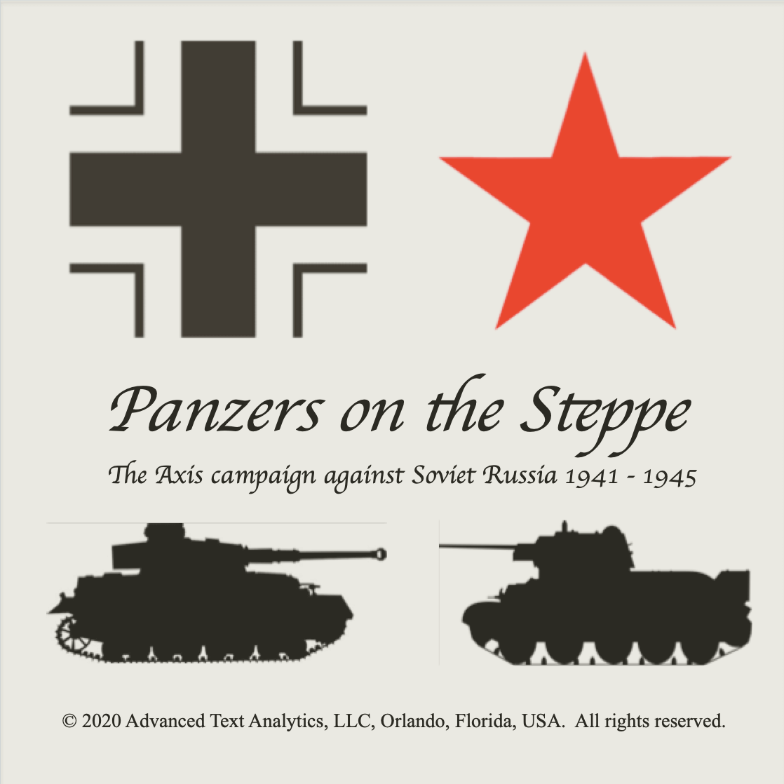 Panzers on the Steppe logo image